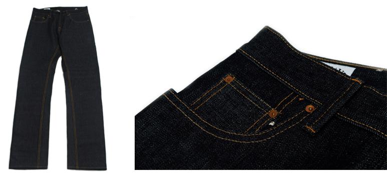 Elhaus Black Indigo Warbonnet