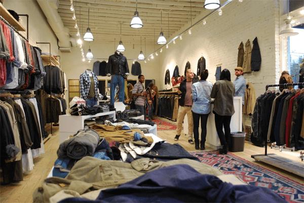 Civilainaire Melrose Store