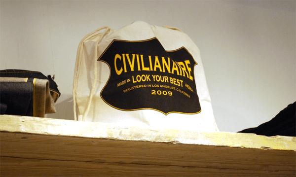 Civilianaire Tote Bag