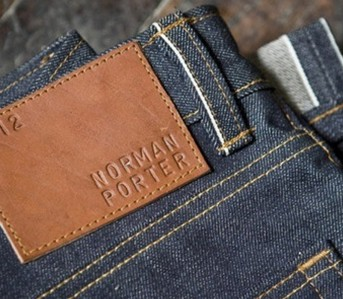 norman porter denim