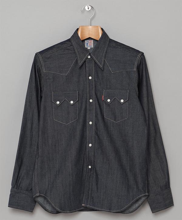 Levi's Vintage Clothing 1955 Sawtooth Rigid