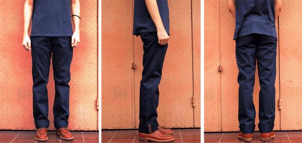 Work Pants Type II Fit