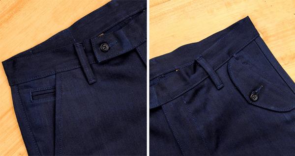 Work Pants Type II - Front 1