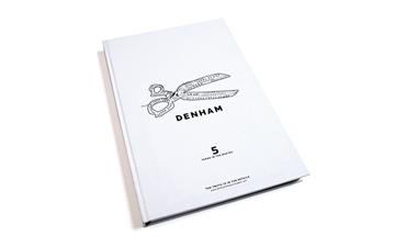 Denham 5 Year Anniversary Book