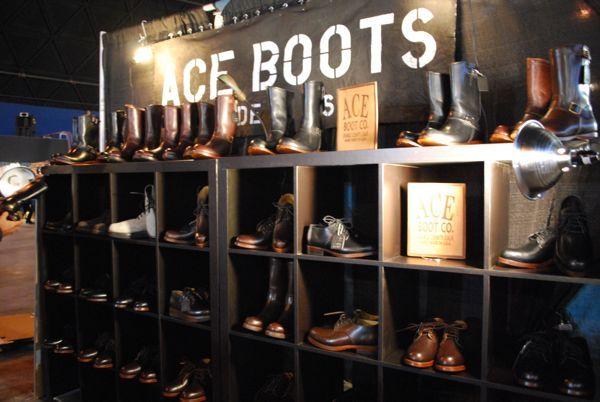Ace Boots - Inspriation LA I