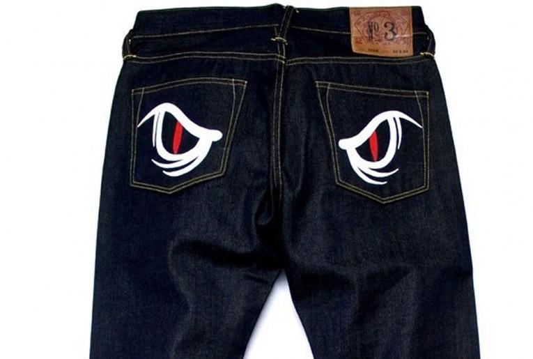 Evisu-snake-eyes