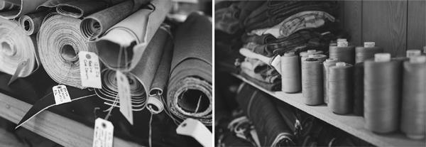 Raw Materials - Livid Jeans
