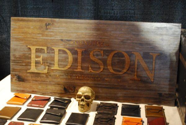 Edison Manufacturing Co. - Inspiration LA I
