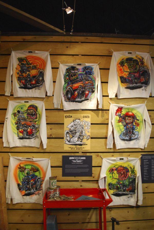 LVC x Von Franco Shirts