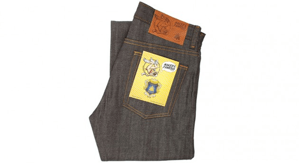 Naked & Famous Denim x Billionaire Boys Club 'Bee Line' by Mark McNairy