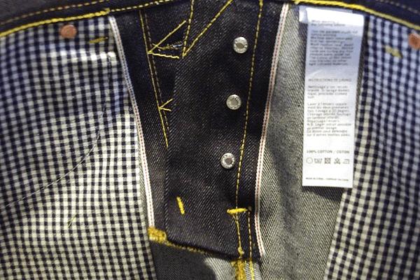 Atelier LaDurance two back flap pockets