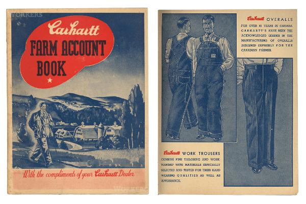 1939 Carhartt Ad