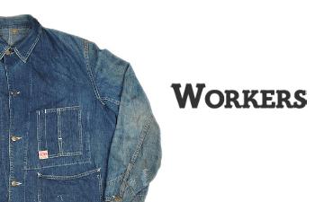 Workers Denim – Wholly Dedicated To Vintage American Workwear