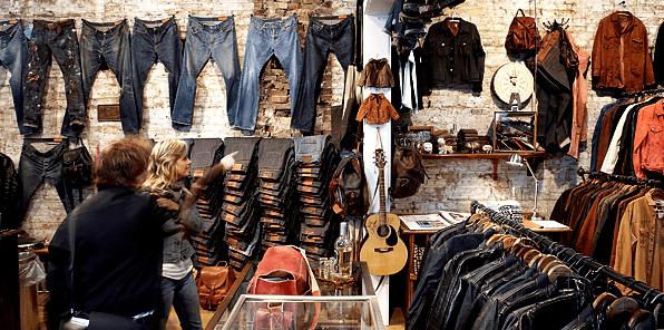 Jean Shop (Photo Source: nytimes.com)