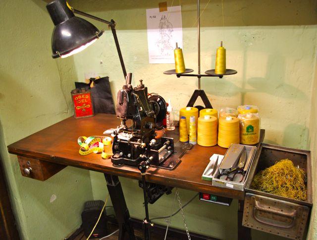 Custom Repair Workbench