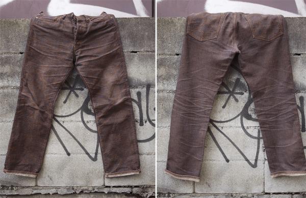In sunlight - Kapital Century Jeans 5S (6 months, 1 wash)