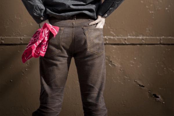 Fit back - Kapital Century Jeans 5S (6 months, 1 wash)