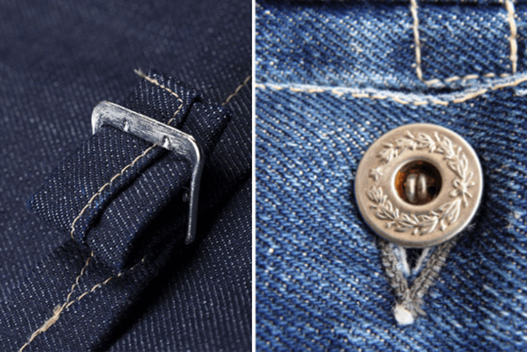 levis-denim-trucker-jacket-overview-type-i-ii-and-iii-sliver-clinch-buckle-left-donuts-hole-buttons-right