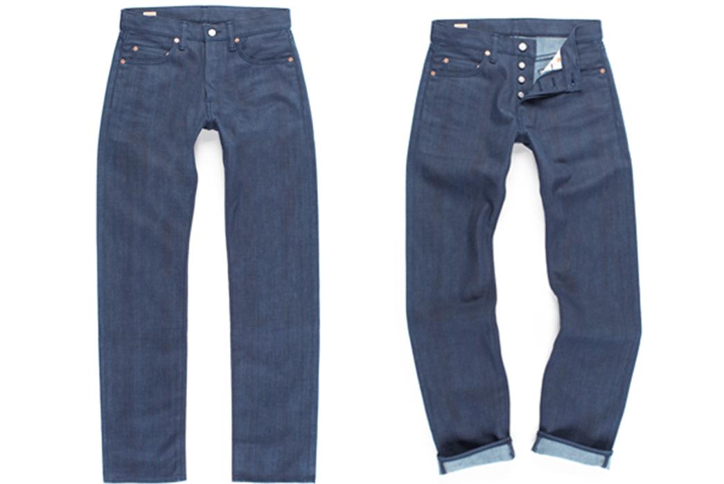 momotaro-x-tenue-de-nimes-deadstock-rope-dyed-indigo-denim-fronts