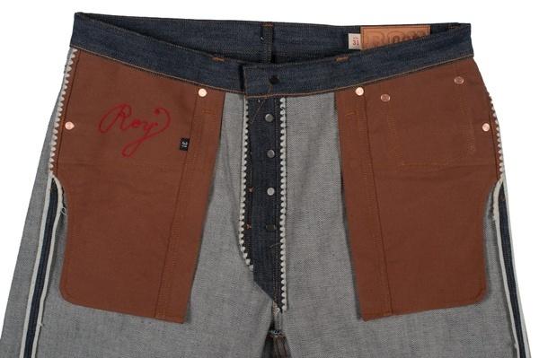 Pocket Bags - Roy Special Fit Denim
