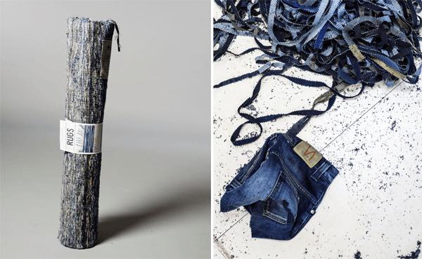 Nudie Jeans Co. Post Recycle Rug Denim