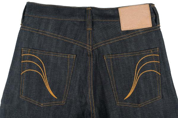 Prospector Back Pocket Details