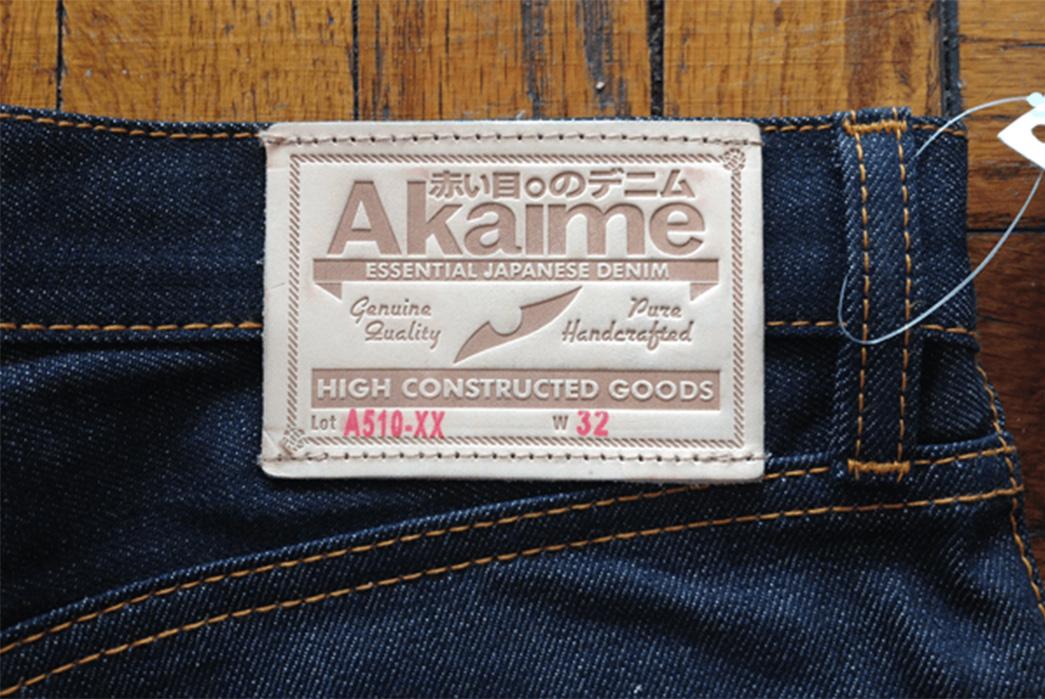 akaime-a510-xx-raw-denim-review-4-25-5-patch