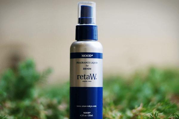 retaW Mood Denim Spray Bottle