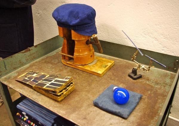 Indigo Roosters 2013 - A Collection of Indigo Textiles