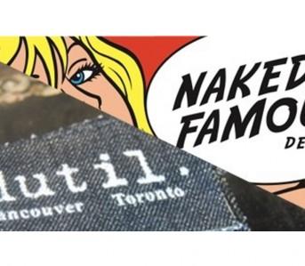 dutil. x Naked & Famous - Last Raw Denim Event