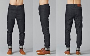 i love ugly Raw Selvedge Denim - Just Released