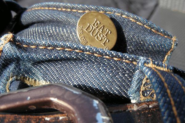 Button - EAT DUST Fit 67