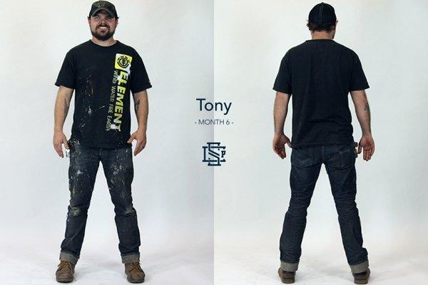 Tony Westland - Naked & Famous Weird Guy LHT