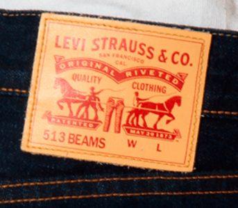 Levi's-x-BEAMS-513-Straight-Raw-Denim-Just-Released