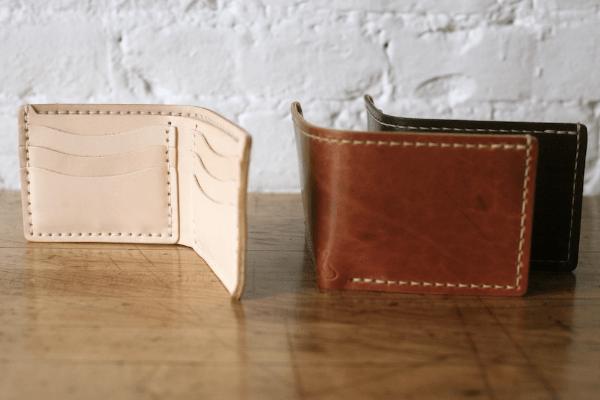 Corter Leather Bifold
