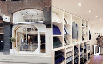Denham Jeans New Store
