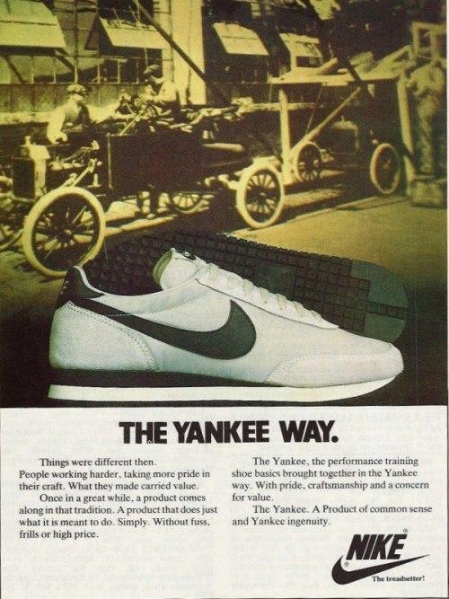 Nike Ad Yankee