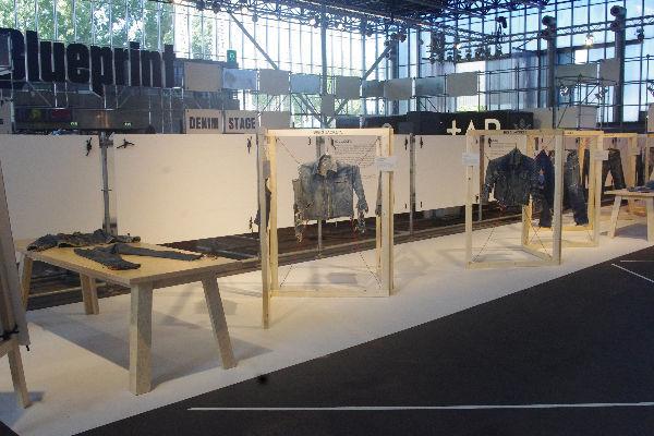 Blue Archives Exhibition