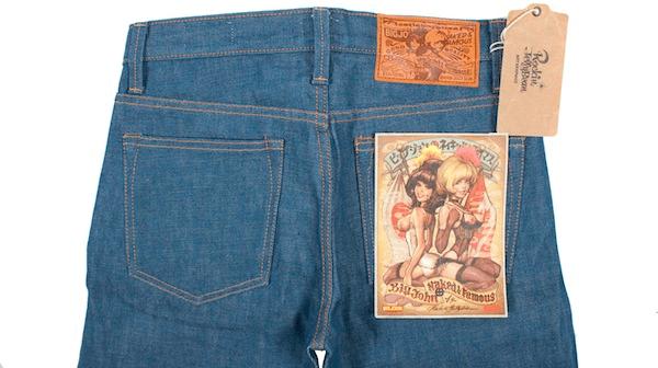 N&F x BIG JOHN Back Pocket