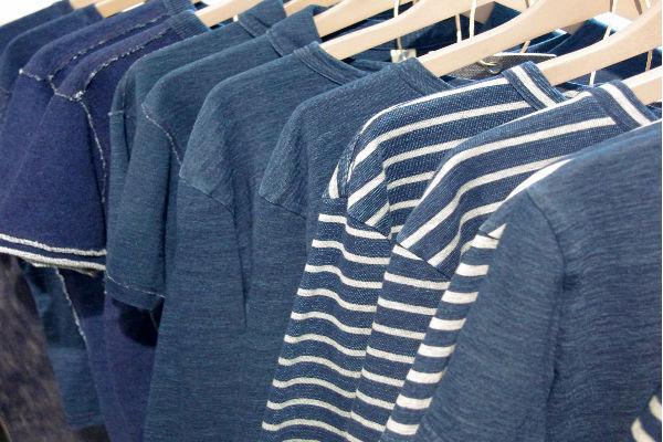 Pure Blue Japan Shirting