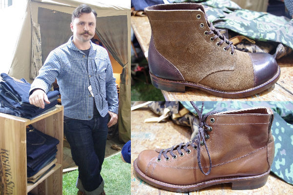 Rising Sun & Co Denim and Boots