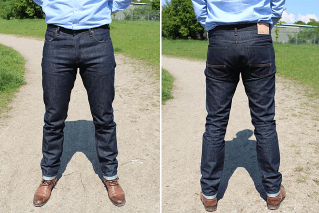 livid-jeans-handmade-line-edvard-skinny-denim-review-model-front-back