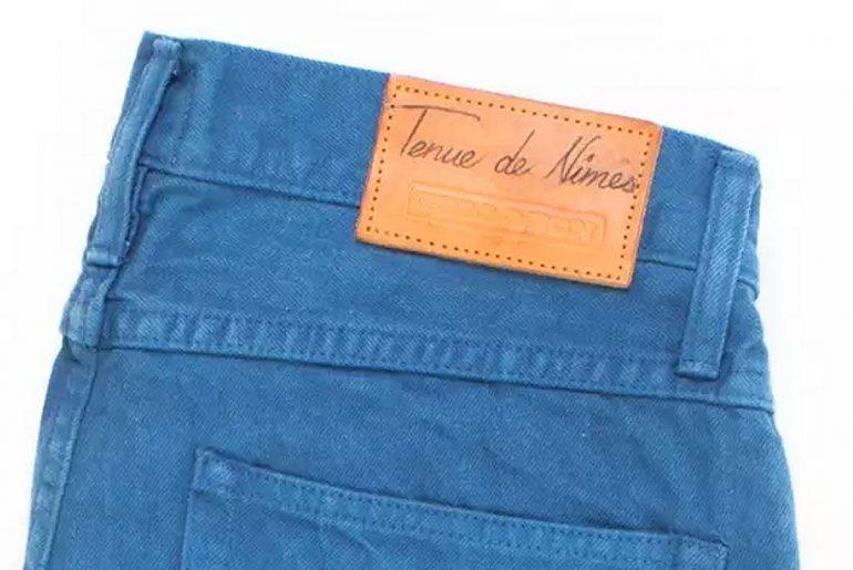 Tenue-de-Nîmes-x-Tellason-Garment-Dyed-Indigo-Ladbroke-Grove