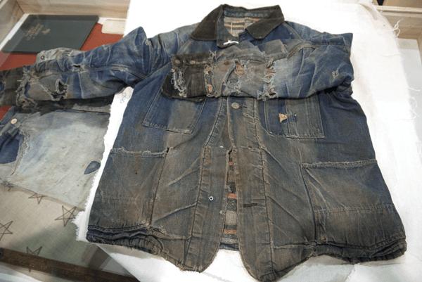 Cone Mills Workers Jacket
