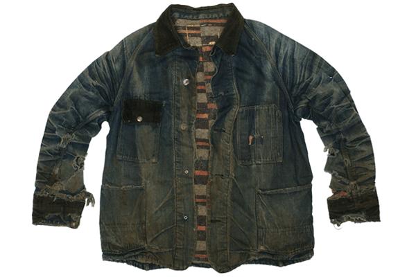 Front - The Big Favorite Denim Jacket Circa 1930