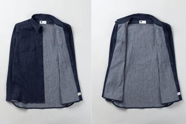 Interior - Tellason Clampdown Shirt