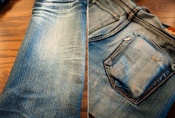 Details - Pure Blue Japan XX-011 (10 Months, 10 Washes)