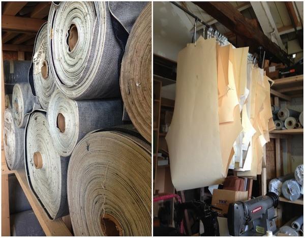 Roy Denim Fabrics and Patterns