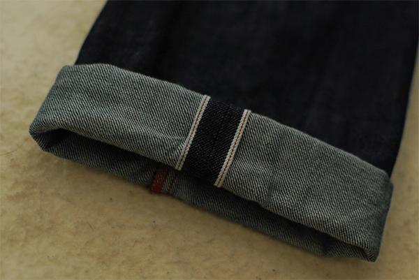 Converse Selvedge Jeans Hem