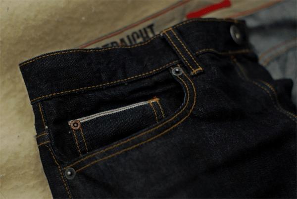 Converse Selvedge Jeans